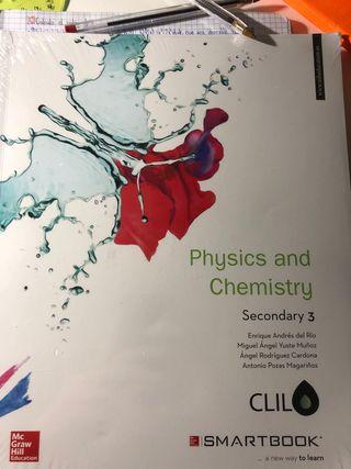 Física y química 3ESO en inglés