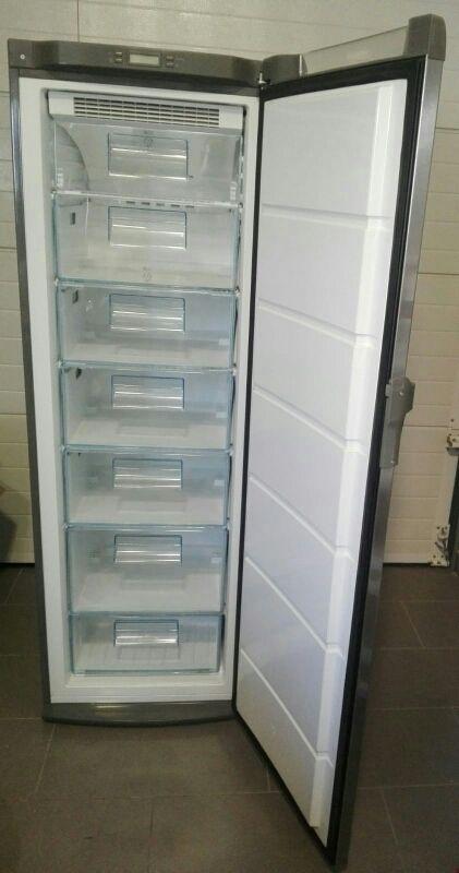 congelador de cajones vertical