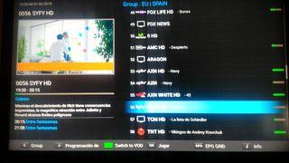 receptor sin y con antena stalker tv dual ultra 4