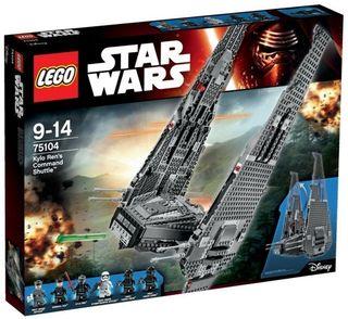 star wars lego 75104