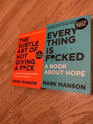 Every thing is f*cked | Mark Manson