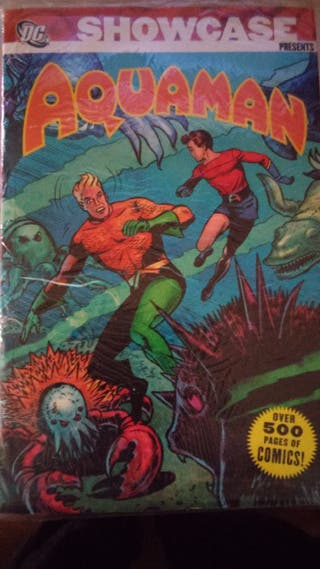 Comic Aquaman