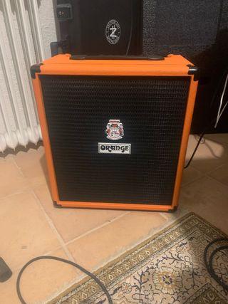 Amplificador de Bajo Orange