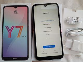 Huawei Y7 2019 Dual - 32/3gb ram