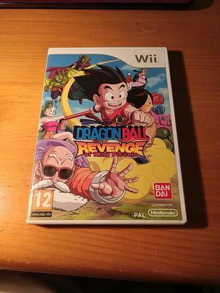 DragonBall Revenge of King Piccolo Wii