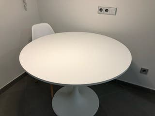 Mesa redonda Ikea