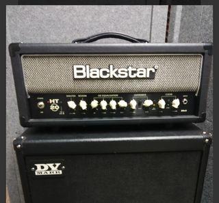 cabezal blackstar ht 20 mkii