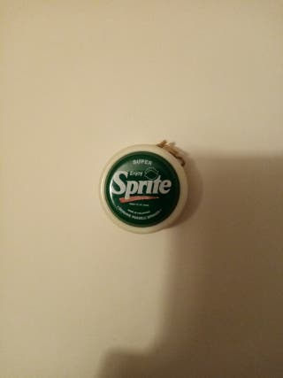 Sprite Yo-yo from the 1980's.