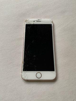 Iphone 6s 64gb en color rosa