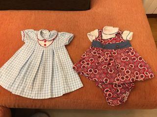 Vestidos bebé 9 meses 1 año