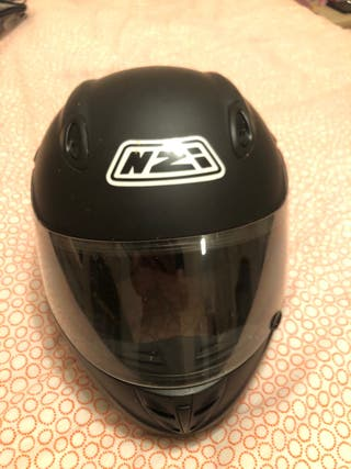 Casco integral NZI, 1200gr