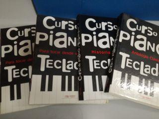 Curso piano y teclados