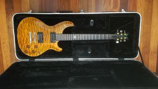 Guitarra Dean Hardtail Pro-QMT