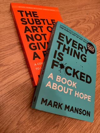 The Subtle Art Of Not Giving a F*** | Mark Manson