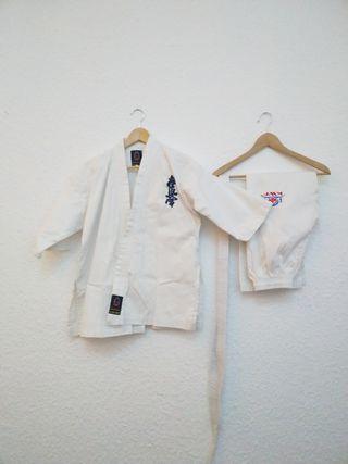 Kimono de karate kyokushin