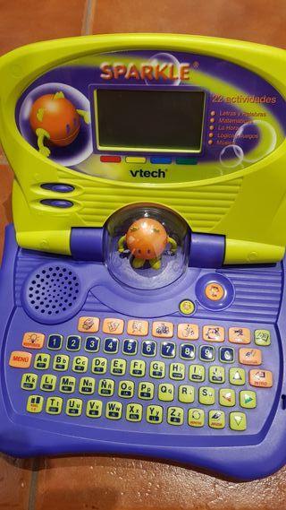 ordenador Vtech SPARKLE