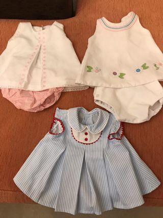 Vestidos bebé 3meses