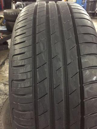 2 neumáticos 205/55R16 Goodyear