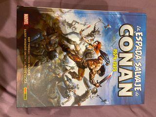 Tomo 0 y 1 La Espada Salvaje de Conan Omnibus