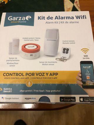 Alarma Inteligente Garza