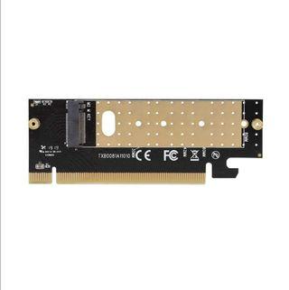 Adaptador NVME SSD a PCI Express