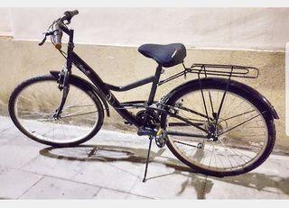 Bicicleta de paseo mujer Country26 trekking