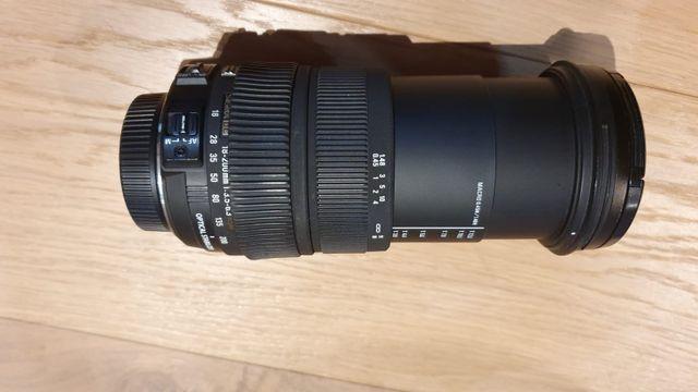 Objetivo Sigma para Nikon 17-200