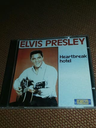 Elvis Presley-Heartbreak hotel Cd