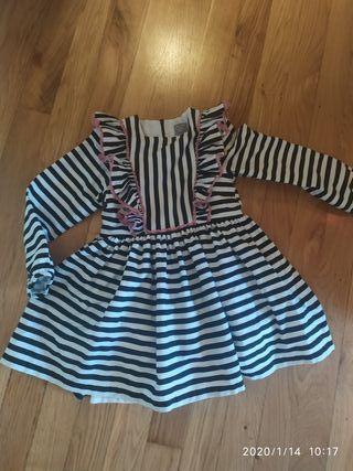 Vestido Mon Petit Bonbon talla 10