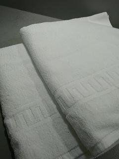 2 toallas de ducha