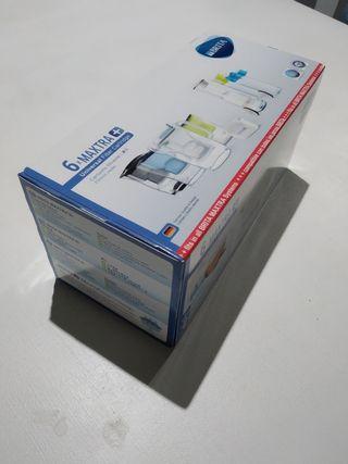 Pack de 6 filtros brita maxtra+