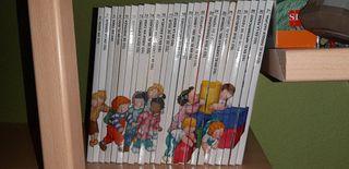 26 libros de Teo, colección