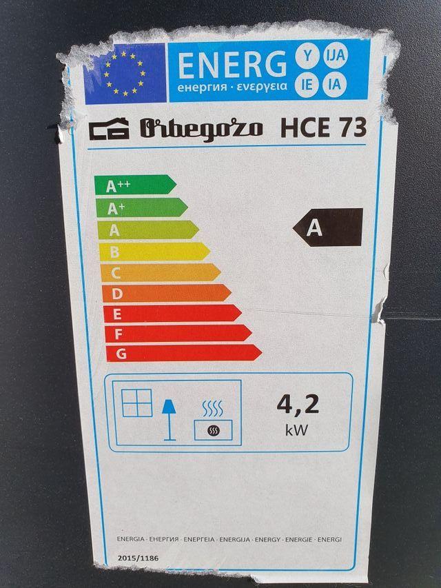Estufa cerámica Orbegozo HCE 73