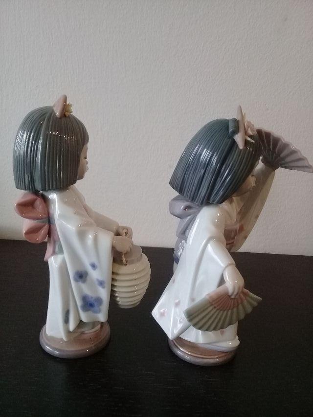 2 figuras decorativas Lladró