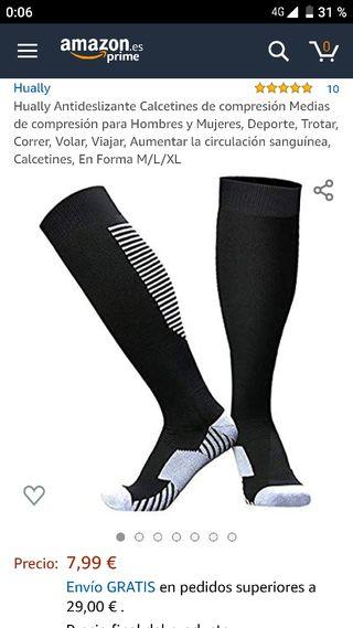 Calcetines/Medias de compresión