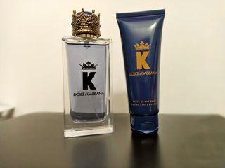Dolce & Gabbana EAU de toilette KING