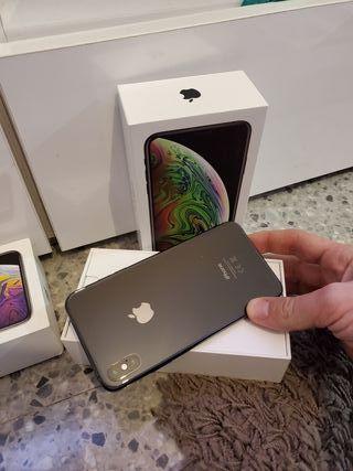 IPHONE XS MAX NEGRO ORIGINAL apple