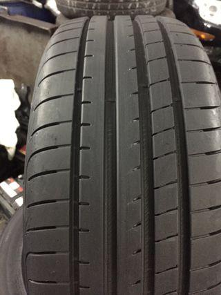 2 neumáticos 215/45R17 Goodyear