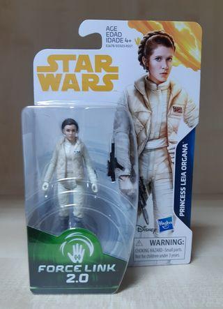 Star Wars Princesa Leia Organa 8 cms