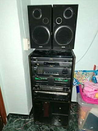 equipo philips fp 9400