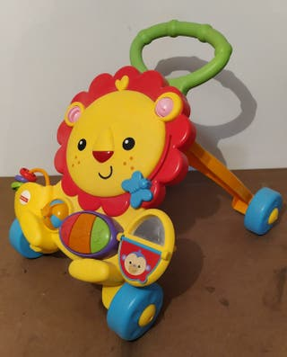 Andador bebés Fisher Price