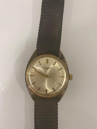 Reloj longines años 70