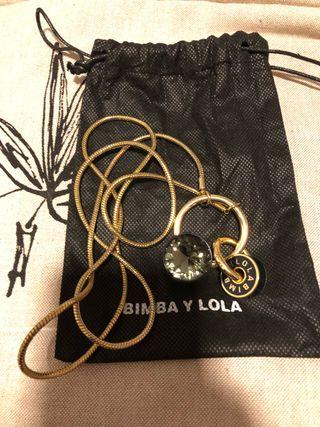 Collar largo de Bimba y Lola
