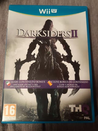 Darksiders 2 wiiu