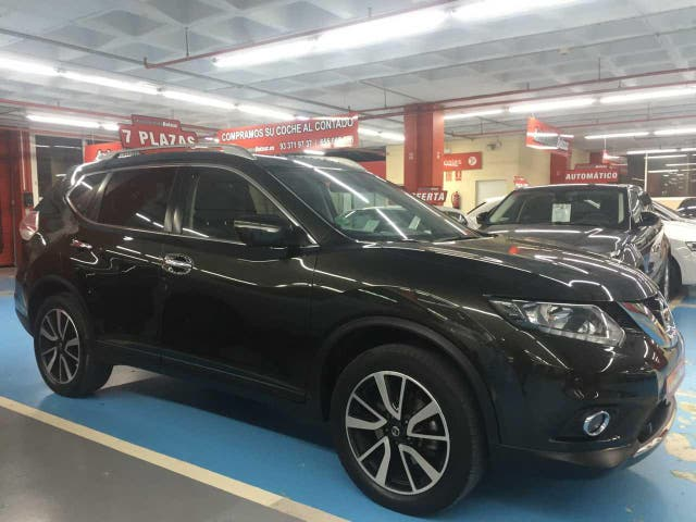 Nissan X-Trail 12 MESES DE GARANTIA