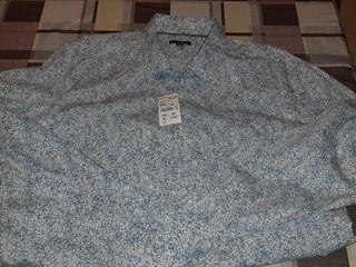 Camisa Slim hombre talla XXL