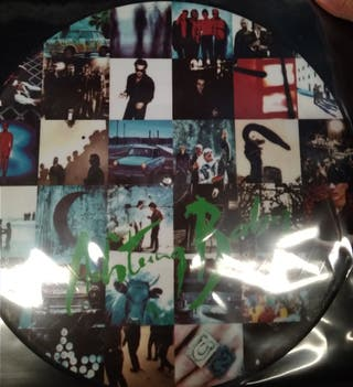 u2 Achtung baby Picture disc Lp