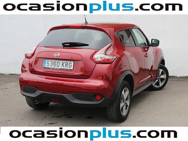 Nissan Juke 1.6 N-Connecta 4x2 XTronic 86 kW (117 CV)
