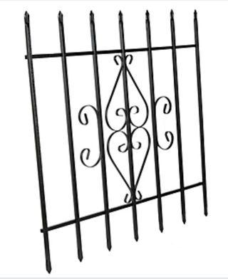 se hacen todo tipo de rejas, puertas y vallas. pre