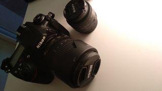 Nikon D300s +18-105mm+50mm 1.8